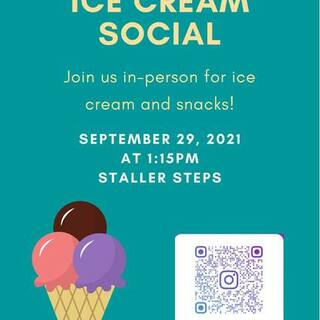Ice Cream with ISO Poster