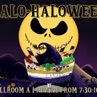 PUSO Presents: Halo-Halloween Poster