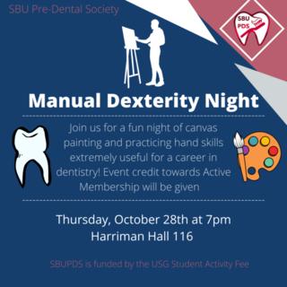 Manual Dexterity Poster