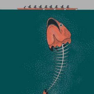 Head of the Fish Regatta  Poster