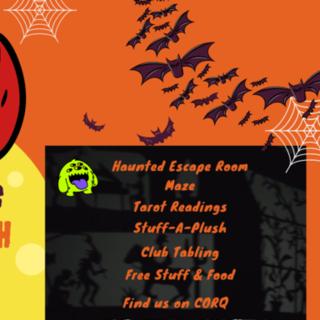 CSA Monster Bash Poster
