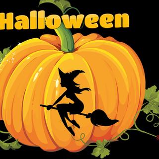Halloween Extravaganza Poster