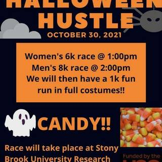 Halloween Hustle Poster