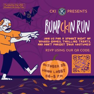 CKI Presents: BumpCKIn Run! Poster