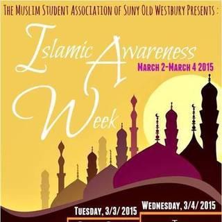 ISLAMIC AWARENESS WEEK Poster