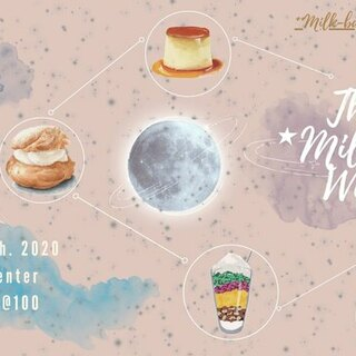 ASA x VSA The Milky Way Poster