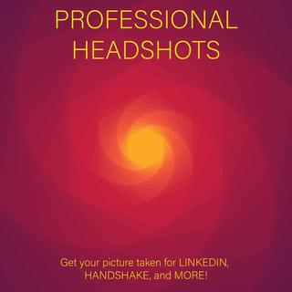 BUDGET: BMES GBM: Professional Headshot Poster