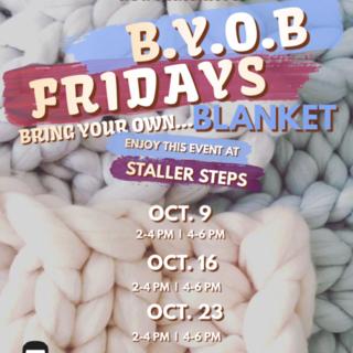 BYOB(lanket): Fridays Poster