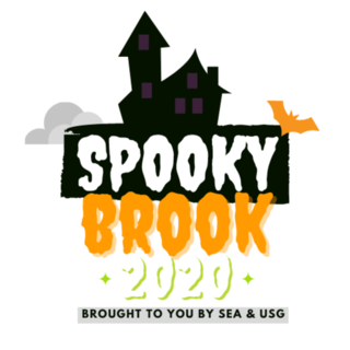 Spooky Brook Haunted House Poster