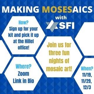 Mosesaic Part 1 Poster