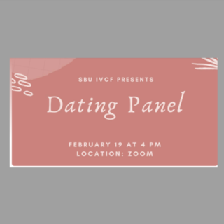 Relationships Panel Poster