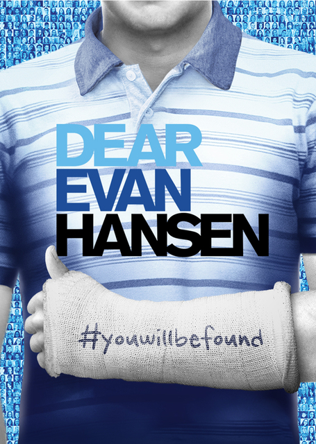 Dear Evan Hansen Medley Performance Poster