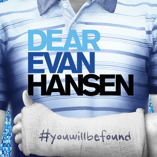 Dear Evan Hansen Medley Performance Poster