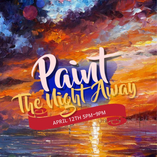 CSO's Paint the Night Away Poster
