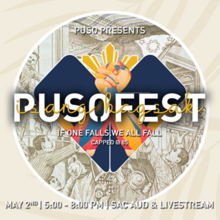 PUSO Presents: PUSOfest Poster