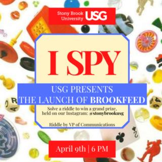 iSpy Brookfeed Contest Poster
